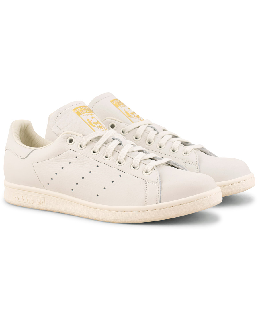 online store 9a5d4 bba10 adidas Originals Stan Smith Premium Leather Sneaker White