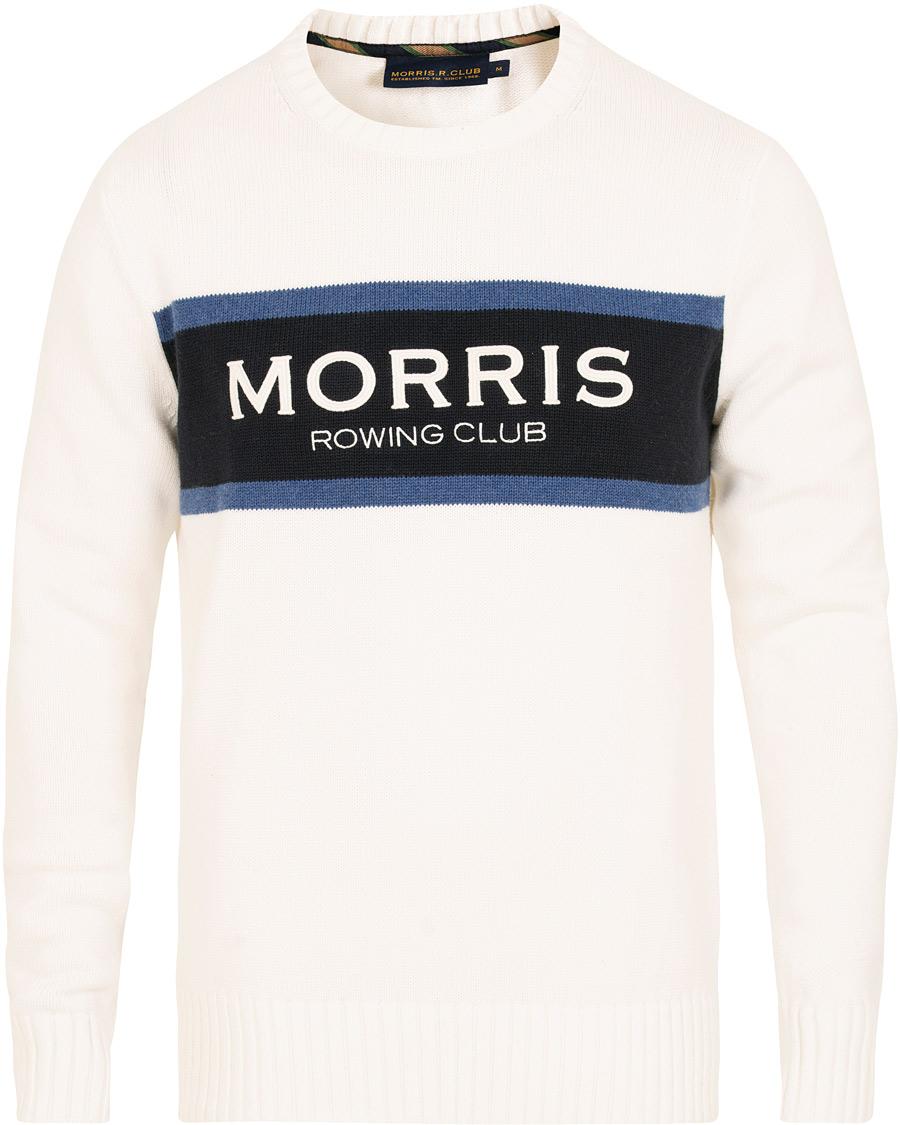 Morris Archie Oneck Off White hos