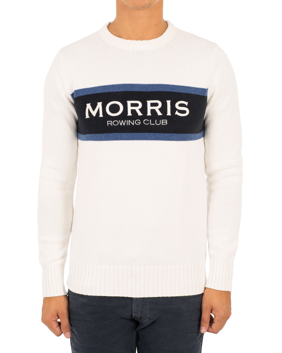Morris Archie Oneck Off White hos