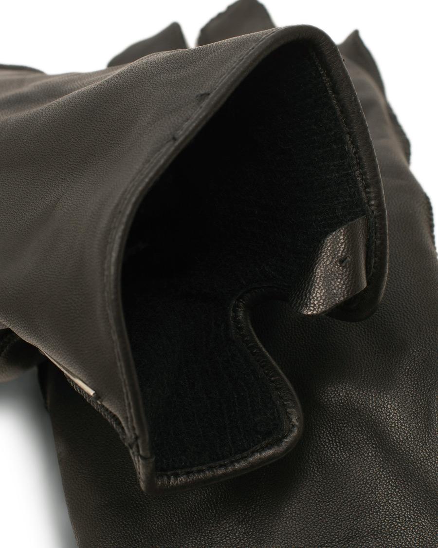 a31767b3 Tiger of Sweden Gandalus Leather Glove Black. SE PLAGGEN ↓. Tiger of Sweden  Gandalus Leather Glove Black i gruppen Accessoarer / Handskar hos Care of  Carl