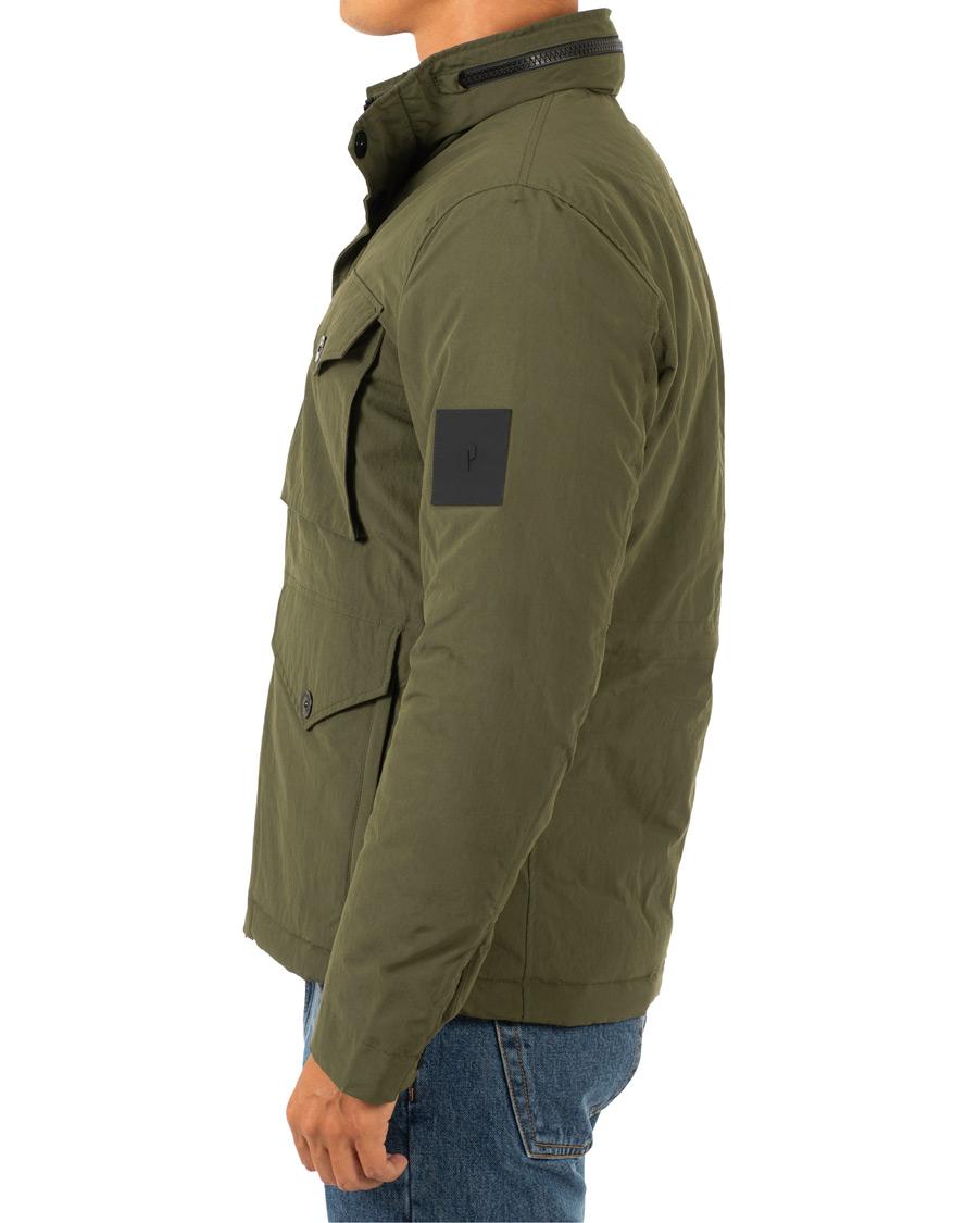 Peak Performance Hunt Field Jacket Green hos