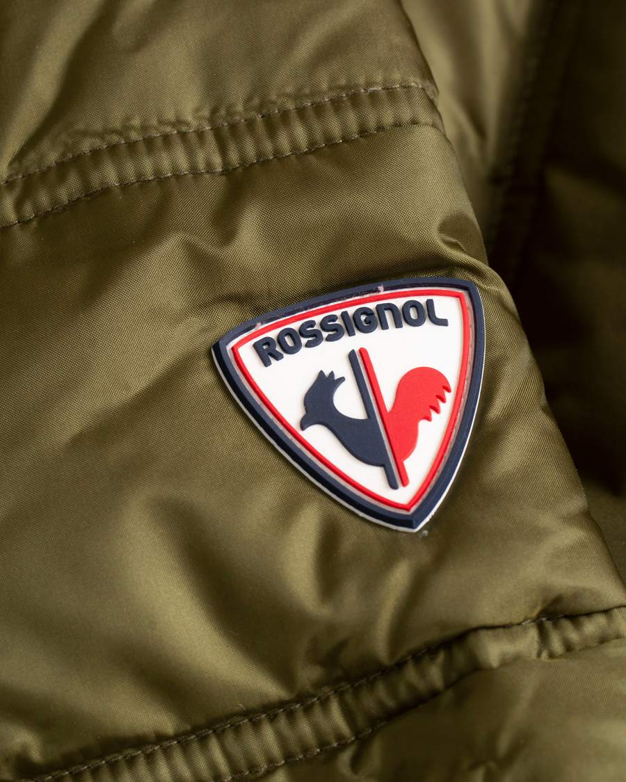 Rossignol Cesar Down Jacket Military Green hos