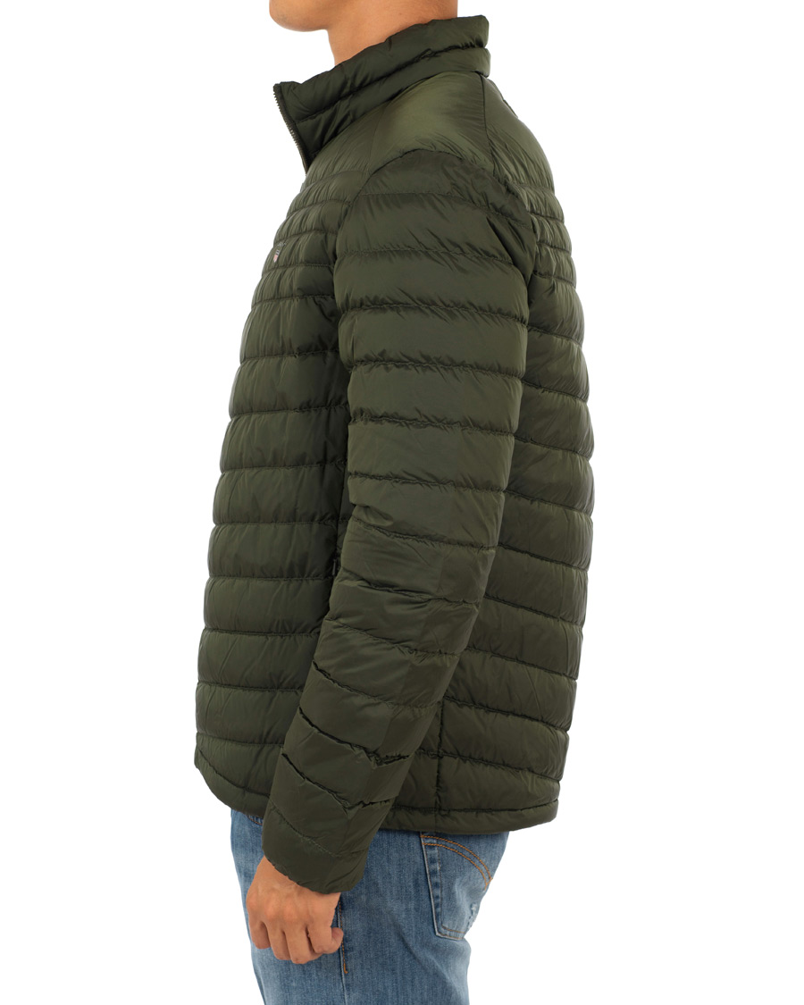 GANT The Airlight Down Jacket Moss Green hos