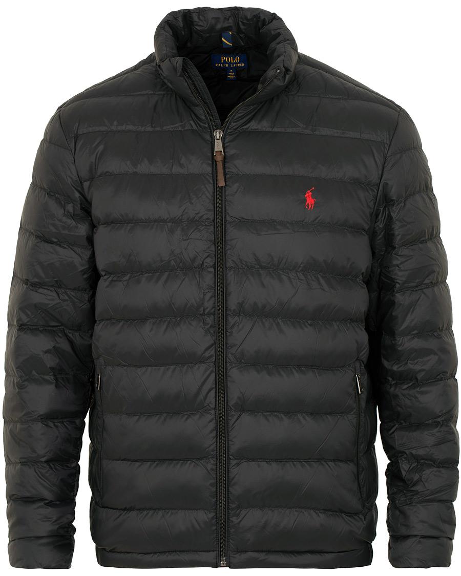 a2fee7ae6239 Polo Ralph Lauren Lightweight Jacket Black hos CareOfCarl.com