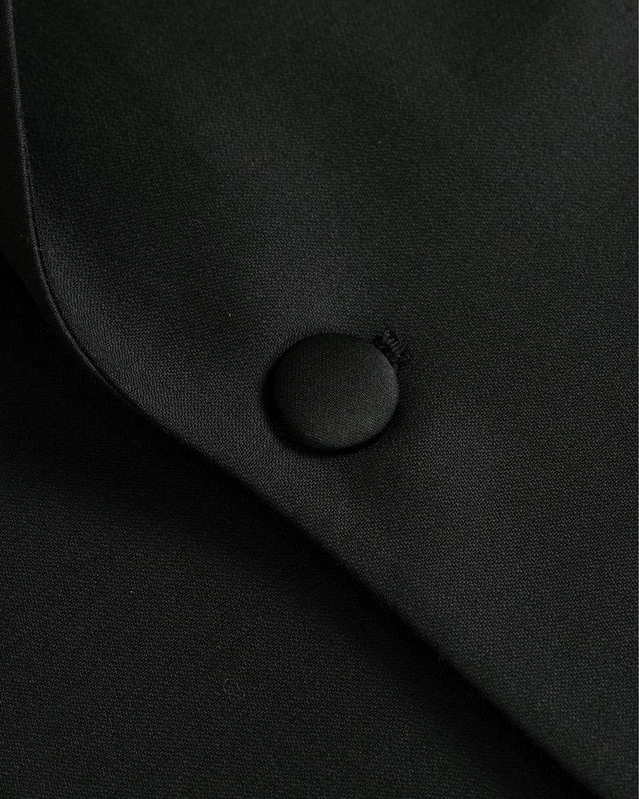 Tiger of Sweden Jinatra Tuxedo Blazer Black hos CareOfCarl.com 342ab0eac771a