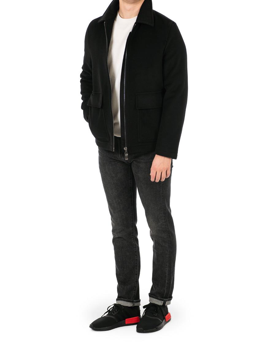 adidas Originals NMD_R1 Sneaker Core Black hos