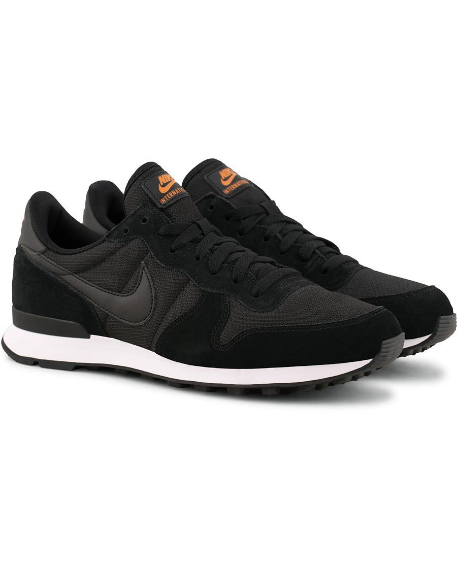 buy popular bd14d 45784 Nike Internationalist Sneaker Black