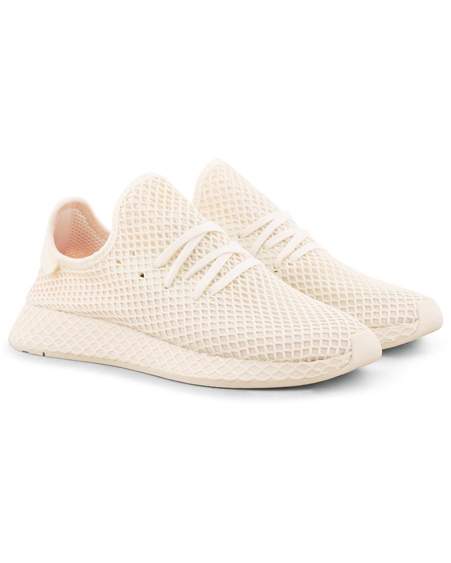 15c8253b149bb adidas Originals Deerupt Runner Sneaker Off White hos CareOfCarl.