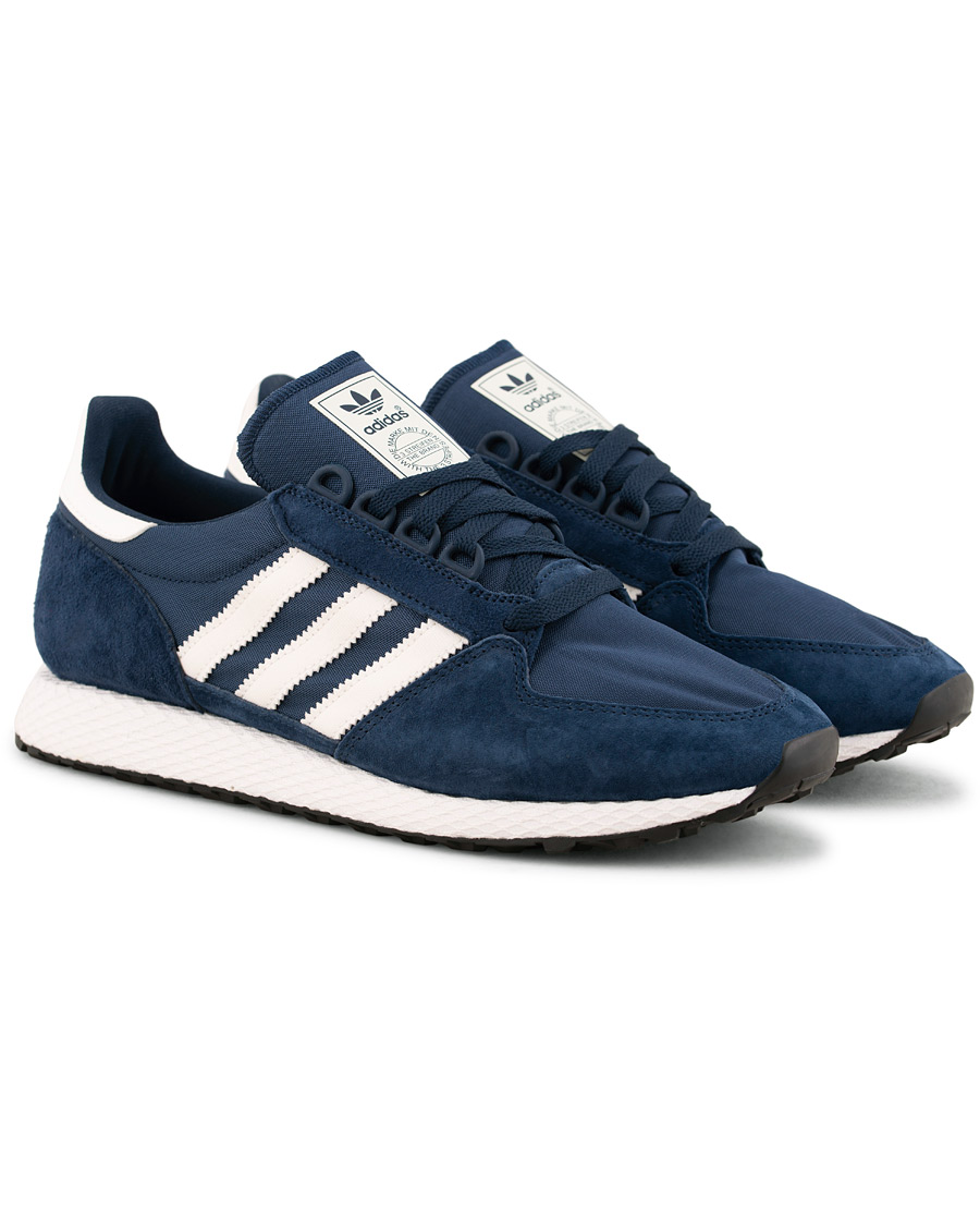 sports shoes 2024b 27496 adidas Originals Forest Grove Sneaker Collegiate Navy