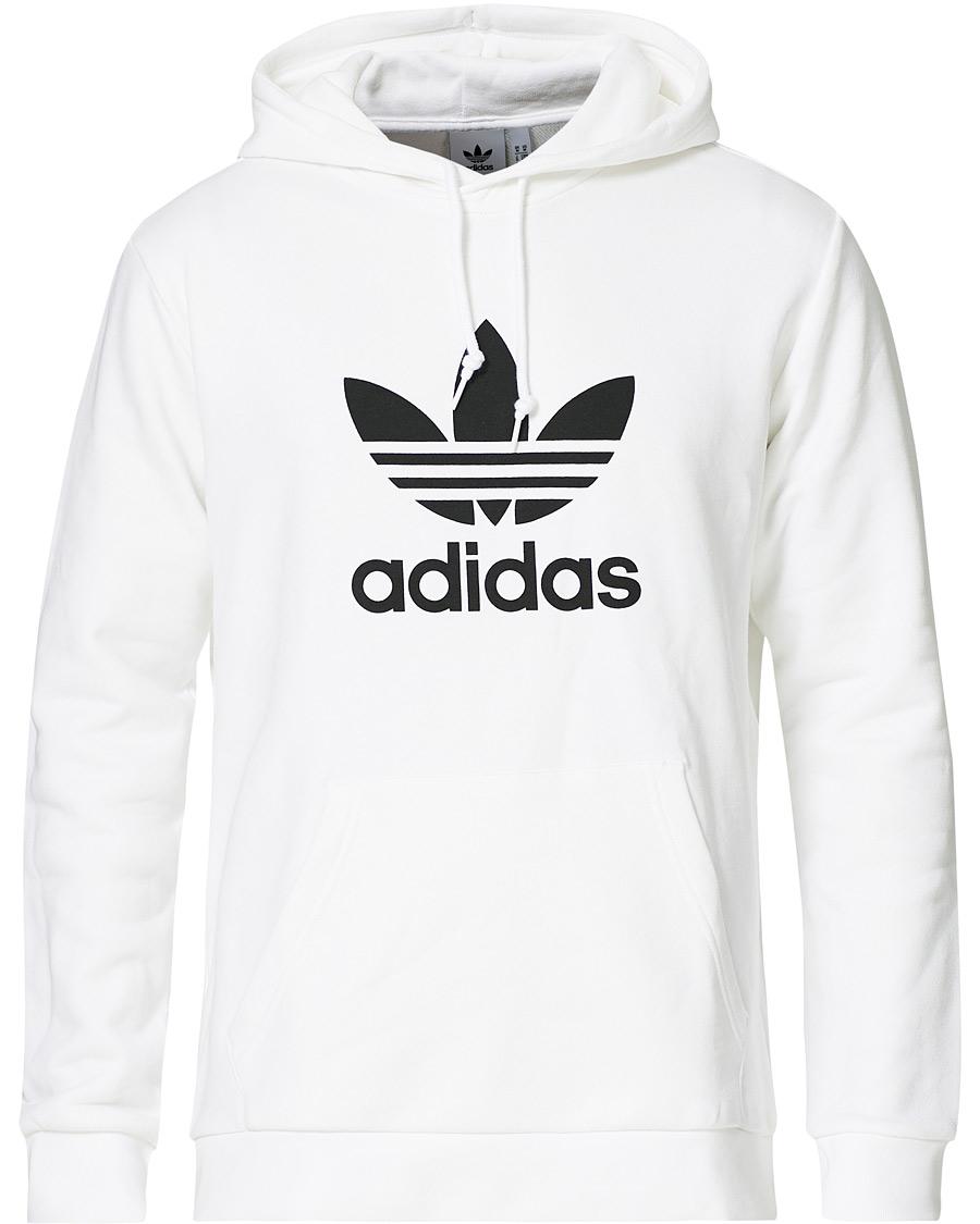adidas Originals Trefoil Hoodie Black XS