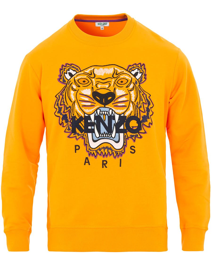 Kenzo Tiger Classic Sweatshirt Orange hos
