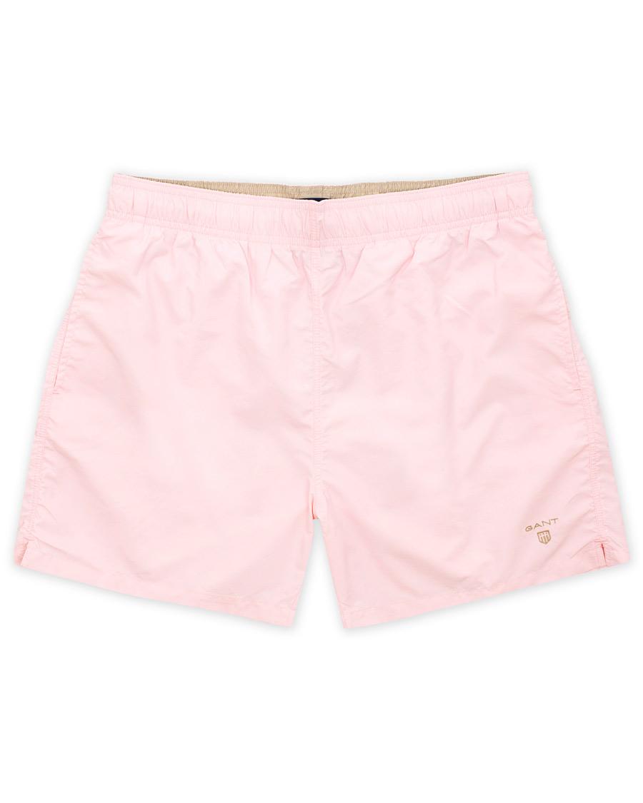 6ca437ab2b8 GANT Classic Swim Shorts California Pink hos CareOfCarl.com