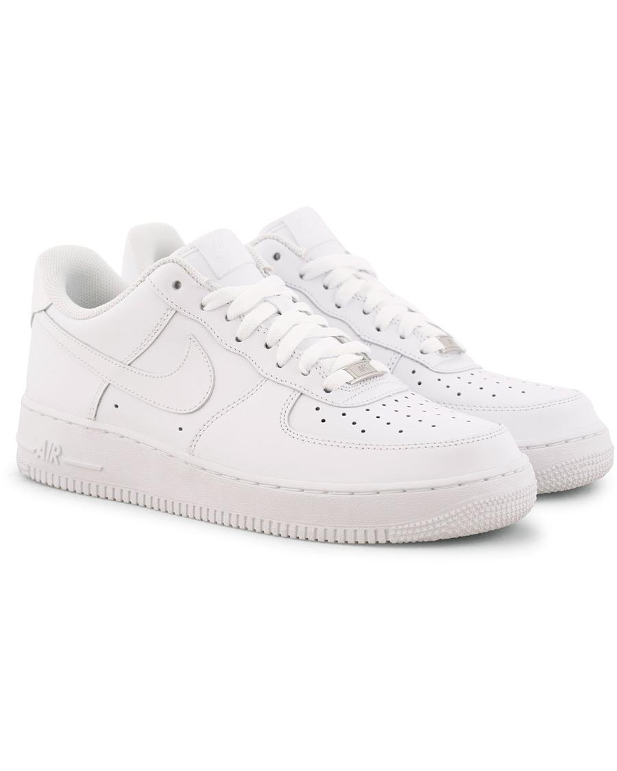sale retailer ed9a1 26108 Nike Air Force Sneaker White