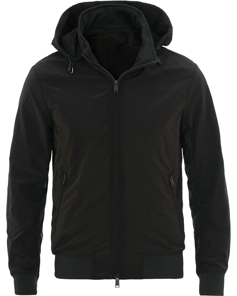 Emporio Armani Windjacket Black hos CareOfCarl.com 47e34791b9a7d