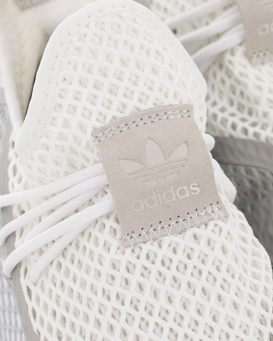 adidas Originals Deerupt Sneaker WhiteGrey hos