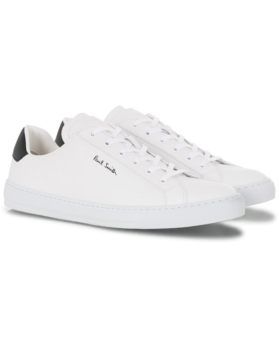 Paul Smith Hansen Sneaker White Calf hos