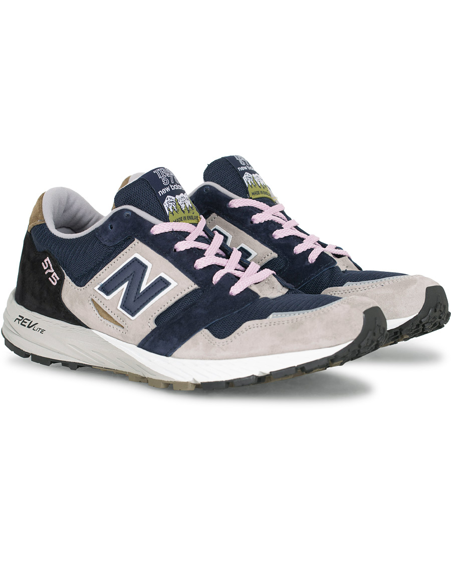 sneakers for cheap ebe1f dd3c4 New Balance Trail 575 Sneaker Grey/Navy US7,5 - EU40,5