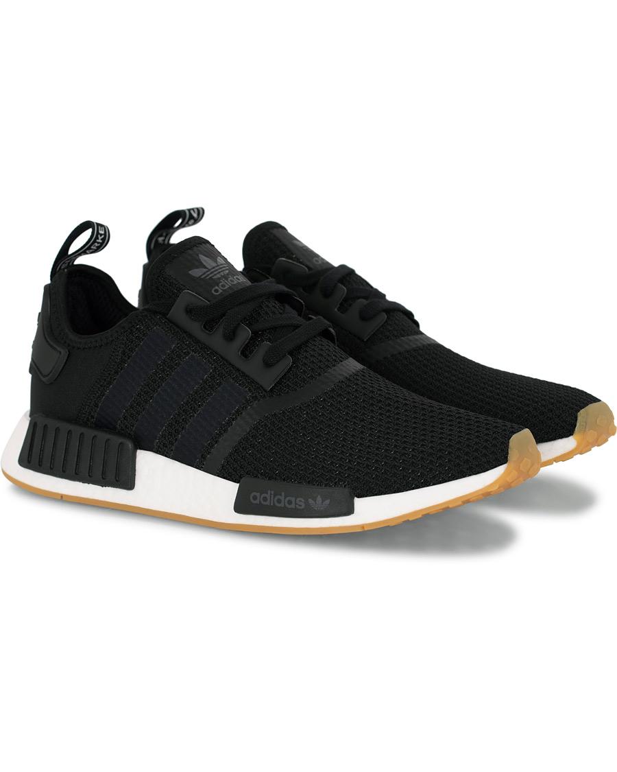 adidas Originals NMD_R1 Running Sneaker Black UK10,5 EU45 13