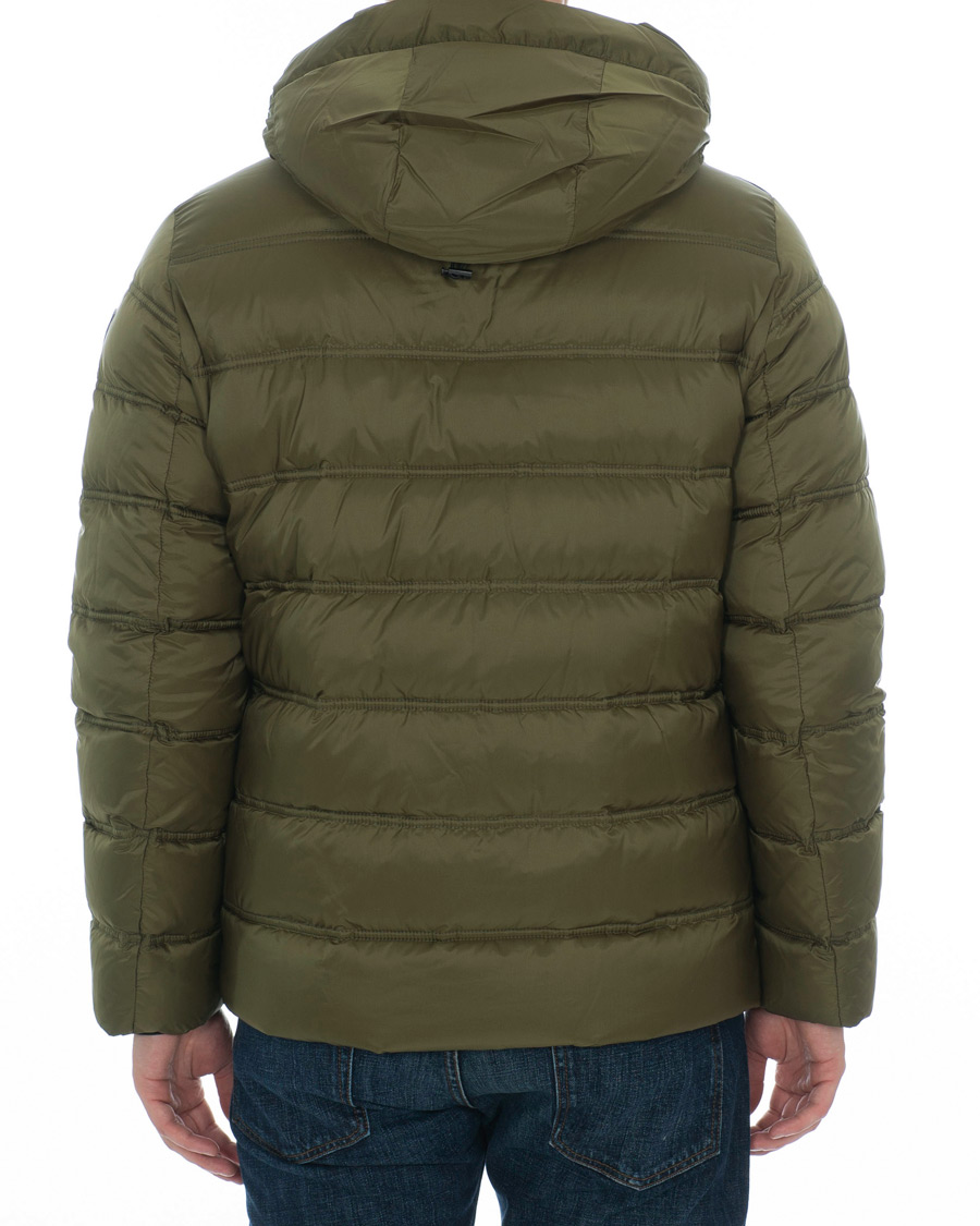 Rossignol Quilted Down Jacket Millitary Green hos