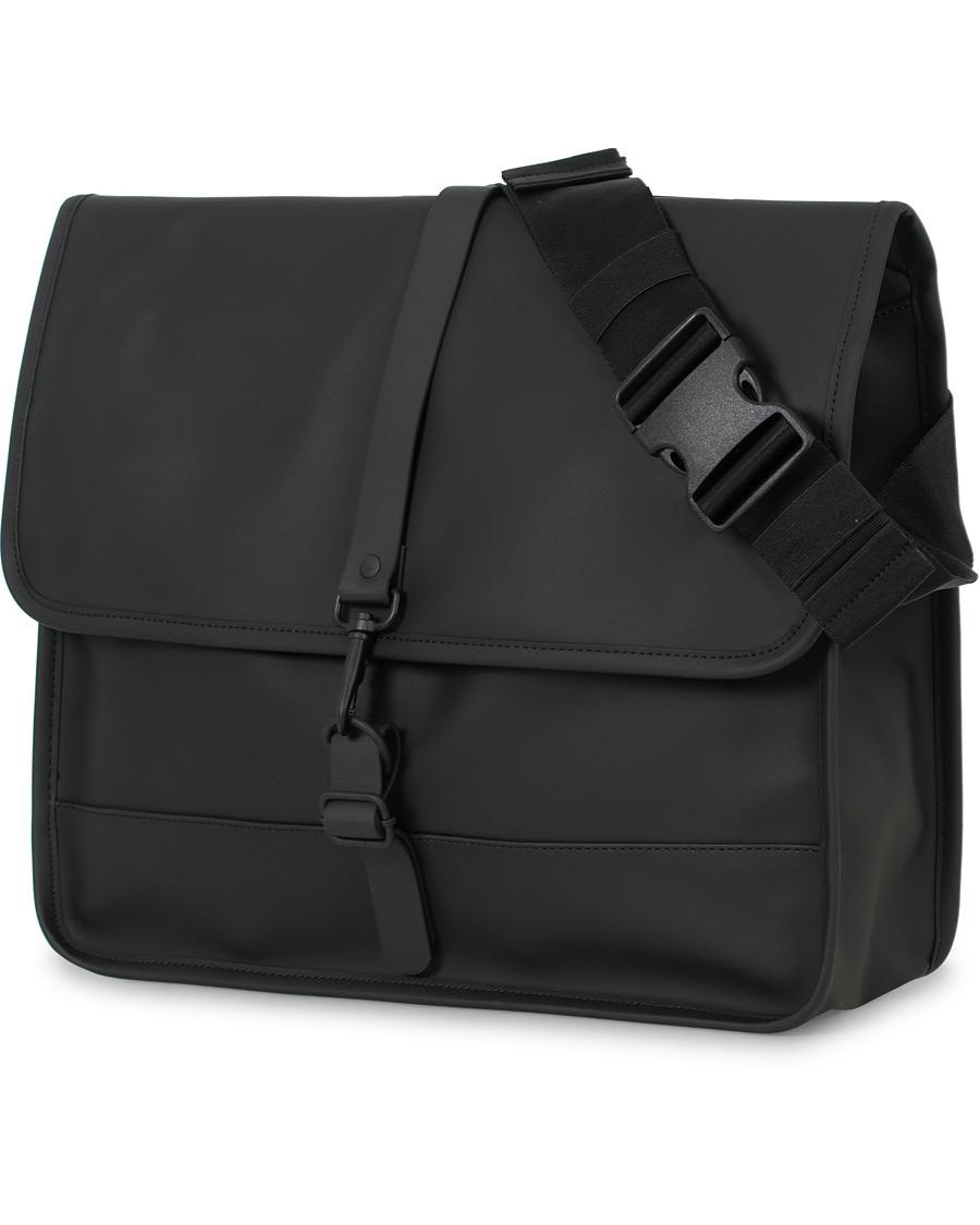Rains Commuter Bag Black