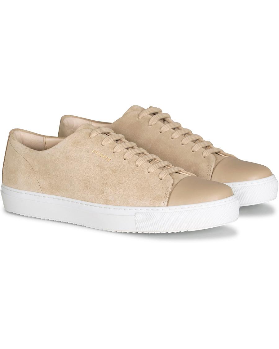 Axel Arigato Cap Toe Sneaker Beige