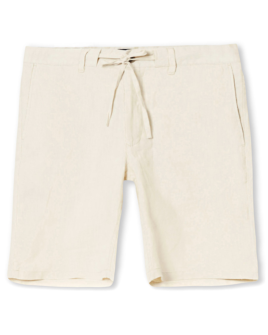 GANT Relaxed Linen Drastring Shorts Putty XS