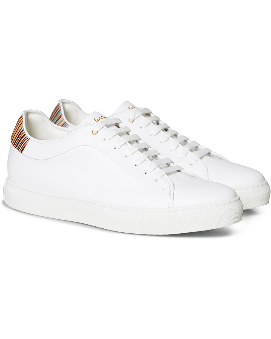 Paul Smith Basso Sneaker White Calf UK6 EU40