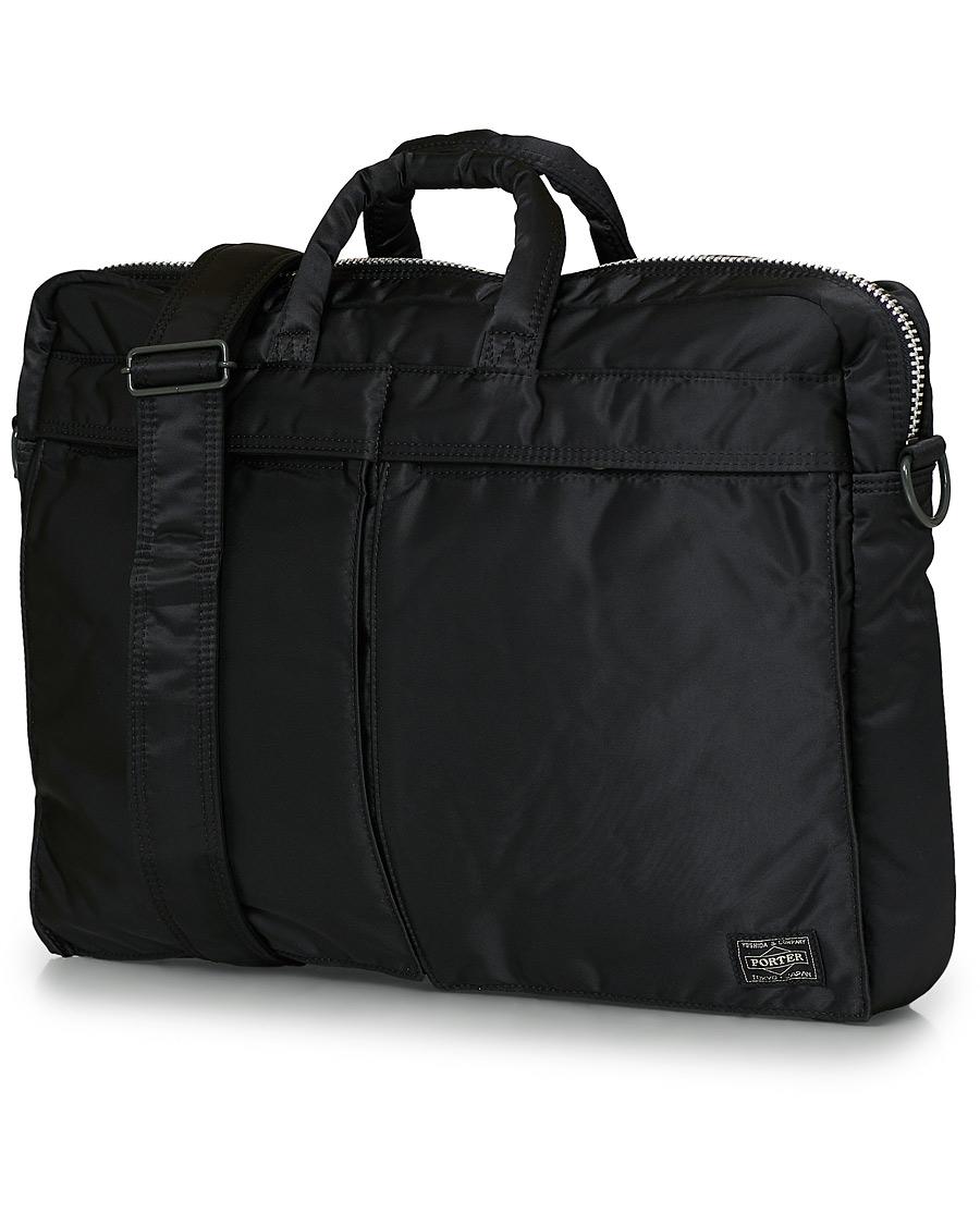 Porter Yoshida & Co. Tanker 2Way Briefcase Black