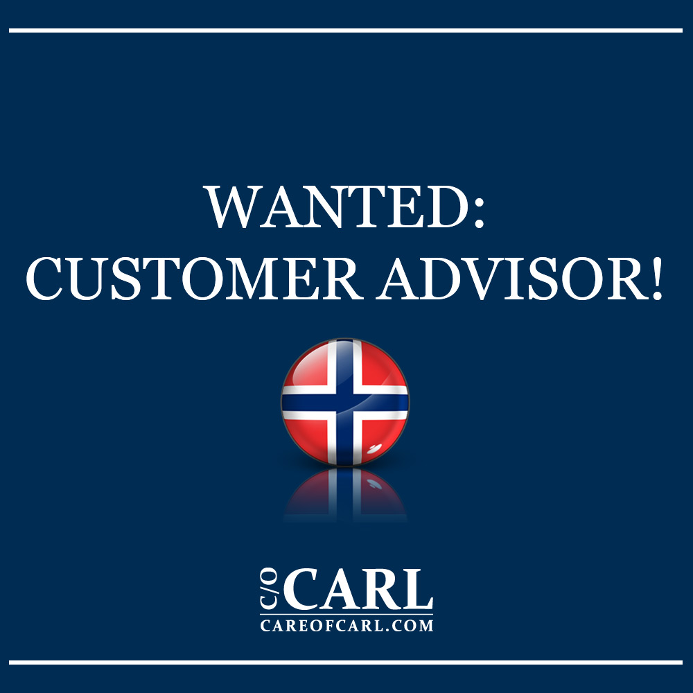 Customer Advisor