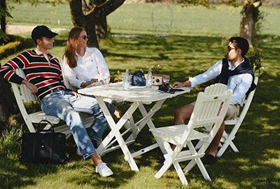 Sommer 2020 del 1 - Garden party