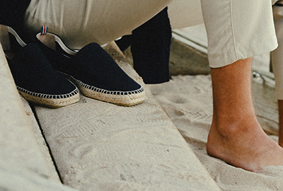 5 sko til sommergarderoben