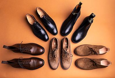 5 sko, der er perfekte til brug i efteråret