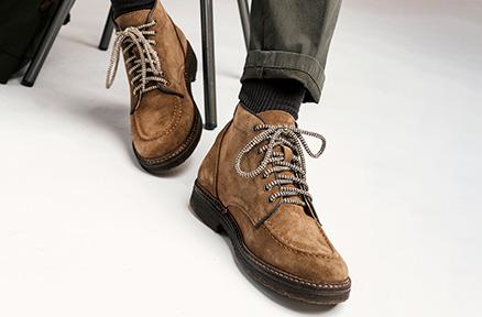 Handgefertigte Schuhe