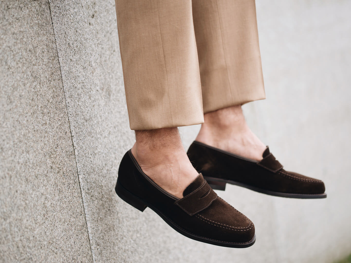 Basplagget: Loafers