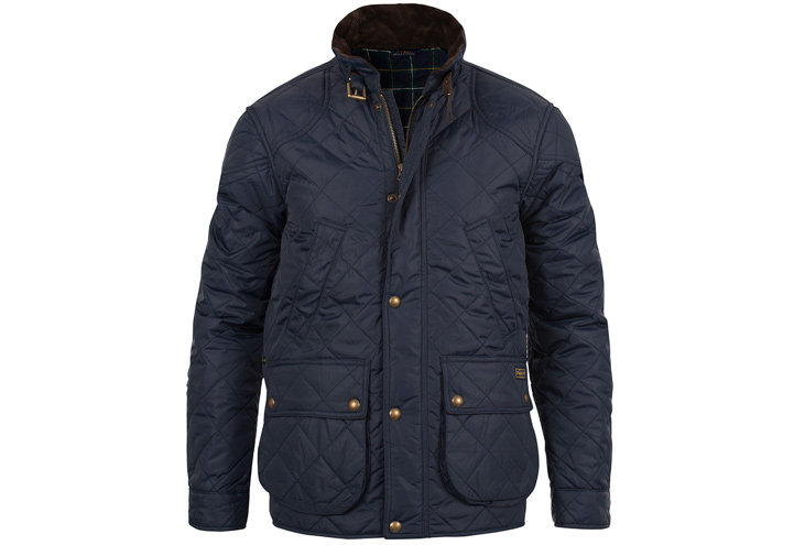 Polo Ralph Lauren Cadwell Quilted Jacket Aviator Navy