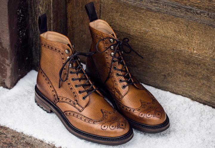 Skor för vinterväder  