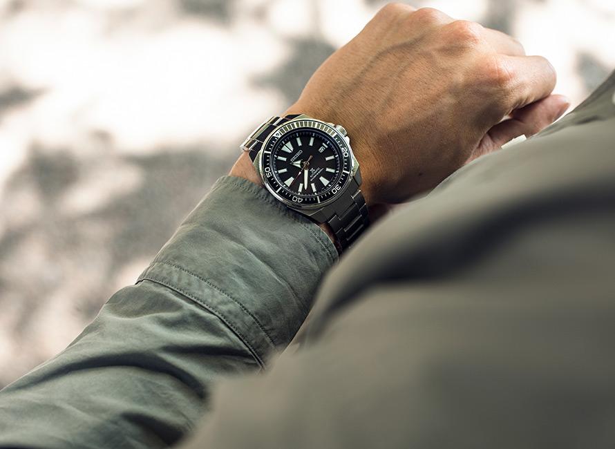 prisvärda automatiska klockor