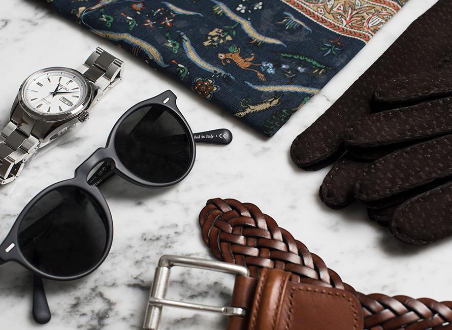 7 stilfulla och viktiga accessoarer ee51f57da4188