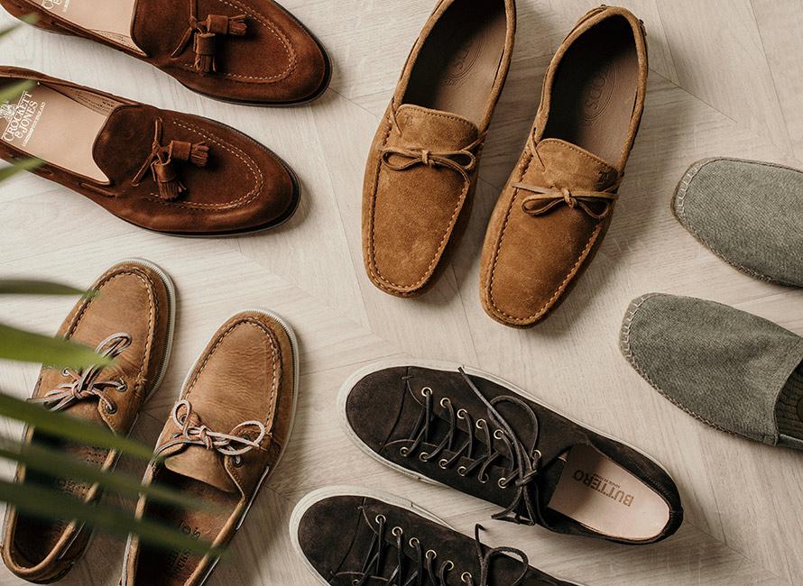 b3cfc6b05e7 5 handgjorda skor för sommaren