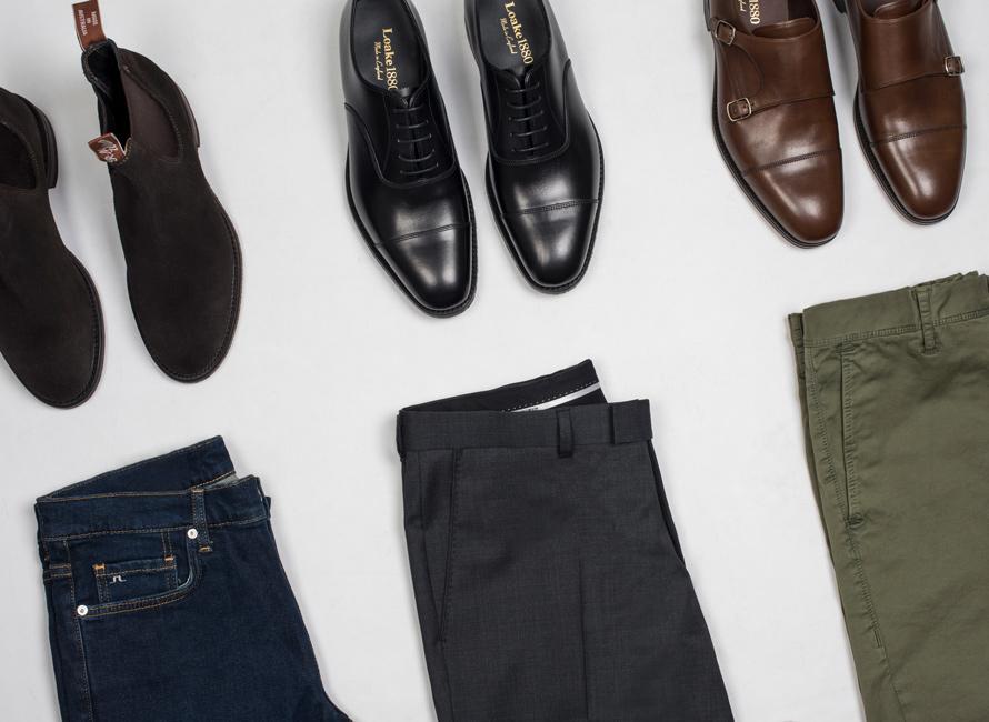 ba758a15c91 Stiltips: Att matcha skor och byxor | CareOfCarl.com