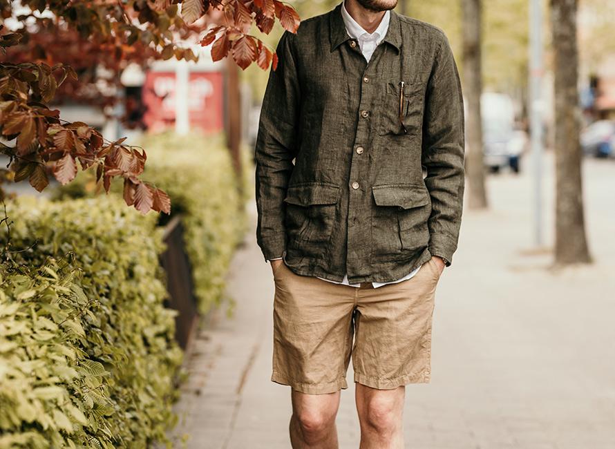 494c3560eba Att bära shorts som en del i en dressad stil