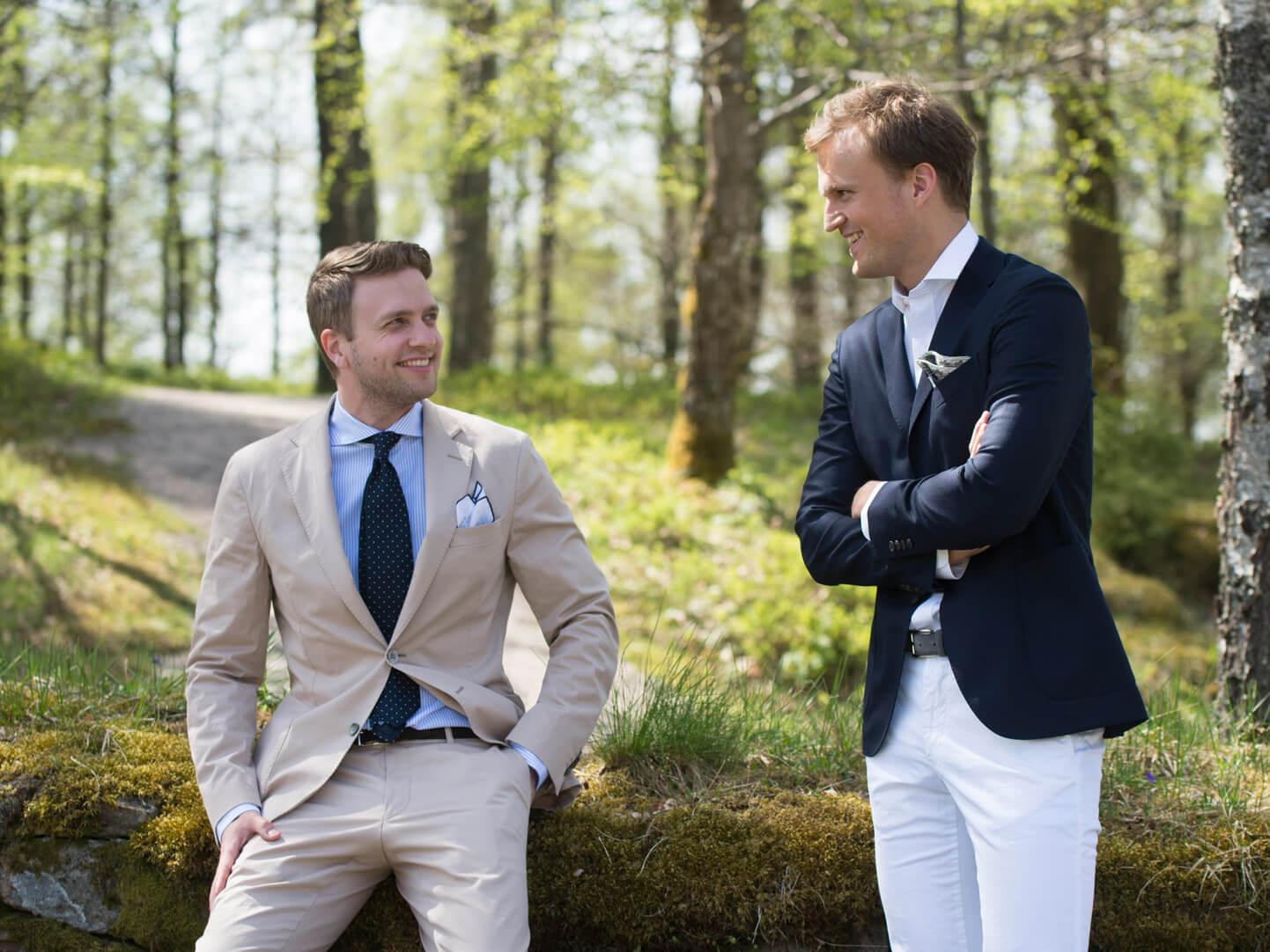 decf5212f123 Hur ska man klä sig på ett bröllop? | CareOfCarl.com
