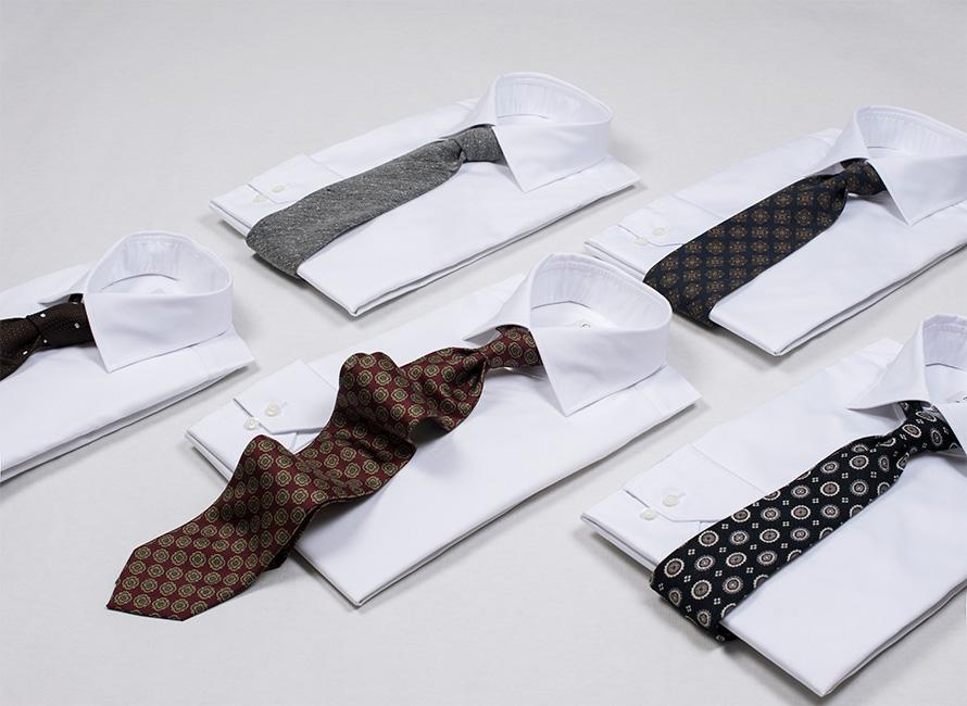 Hur långt ner ska en slips gå