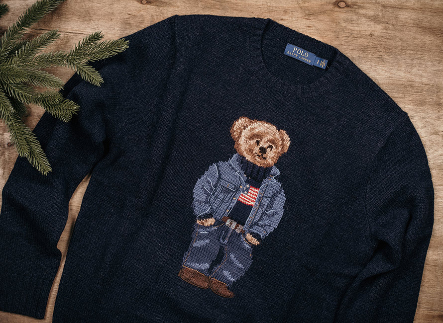 The Polo Bear - stil som aldrig går i ide ed6e9ed14bb25