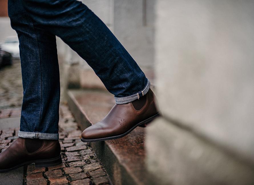Konsten att bära chelsea boots |