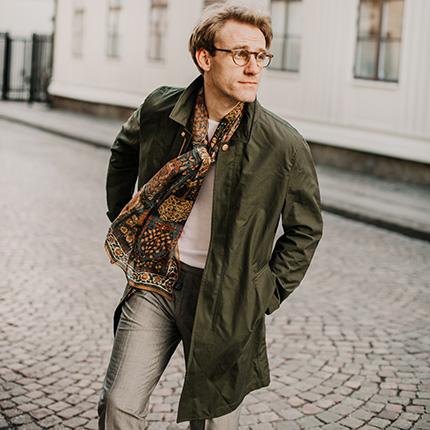 Den tynne frakken