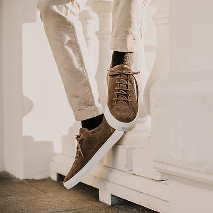 Dressede sneakers