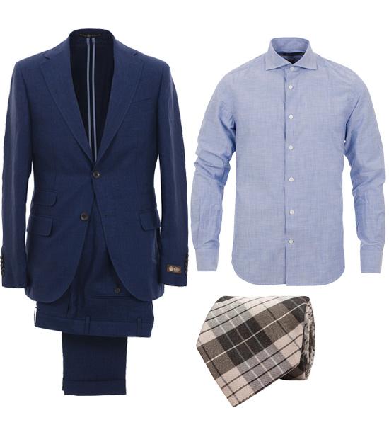 Kostym och skjorta från Morris Heritage f5de5f3eddfbb