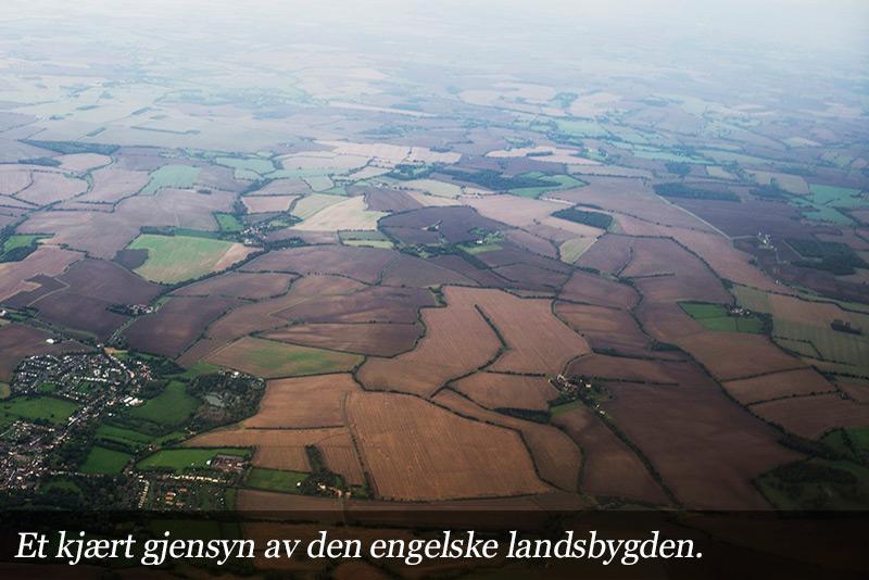 Engelske landsbygden