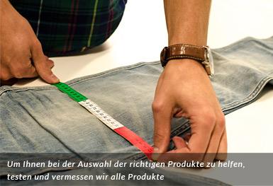 Um Ihnen bei der Auswahl der richtigen Produkte zu helfen, testen und vermessen wir alle Produkte